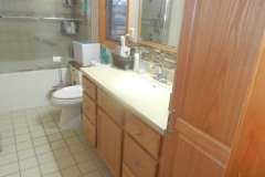 Plainwell Bathroom Remodel Addition - Before 1