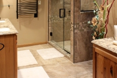 Plainwell Bathroom Remodel Addition - Finished 1