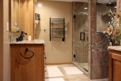 Plainwell Bathroom Remodel Addition - Finished 2
