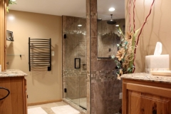 Plainwell Bathroom Remodel Addition - Finished 3