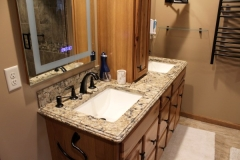 Plainwell Bathroom Remodel Addition - Finished 9