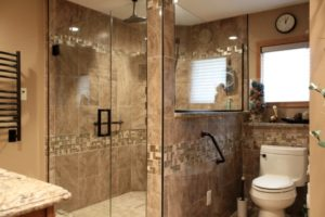 bathroom remodel in plainwell, MI