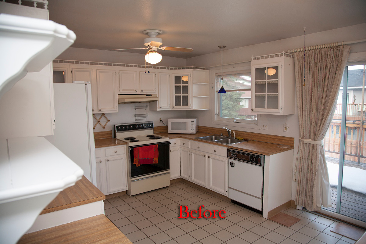 Gallery Of The Pioneer Drive Kitchen Remodel